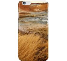 Mud Pots and Steam Vents iPhone Case/Skin