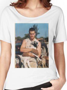 GOAT Brady Women's Relaxed Fit T-Shirt