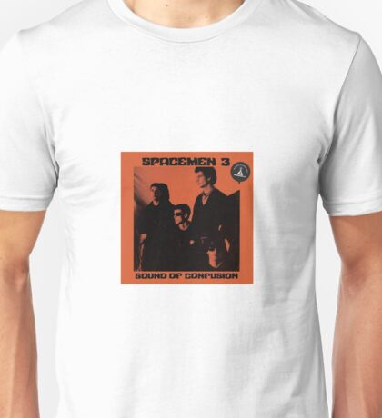Spacemen 3- sound of confusion Unisex T-Shirt