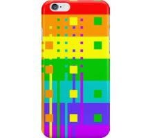 Graphic Rainbow IV iPhone Case/Skin