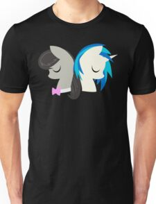 MLP Octavia and Vinyl minimal Unisex T-Shirt