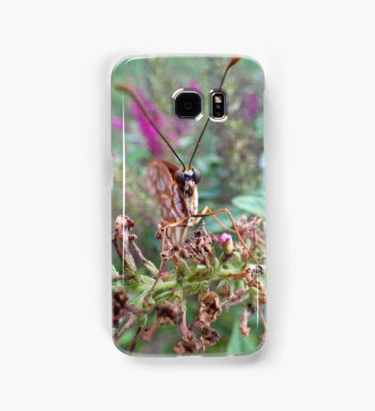 Gulf Fritilary Samsung Galaxy Case/Skin