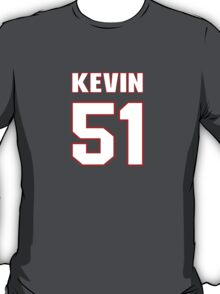 NFL Player Kevin Minter fiftyone 51 T-Shirt