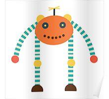 MY ROBOT FRIEND - 5 Poster