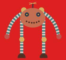 MY ROBOT FRIEND - 5 Kids Clothes