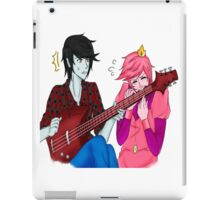 Princess and Vampire , Adventure Time iPad Case/Skin