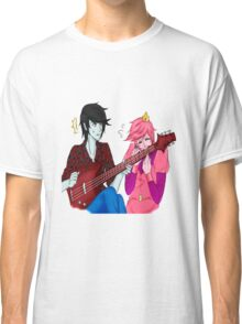 Princess and Vampire , Adventure Time Classic T-Shirt