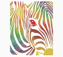 Zebra in color Unisex T-Shirt