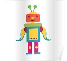 MY ROBOT FRIEND - 6 Poster