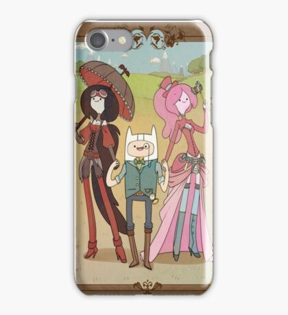 adventure time, Vintage iPhone Case/Skin
