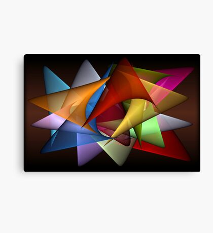All Directions Canvas Print