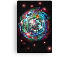 Psychedelic SPACE... 2 Canvas Print