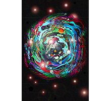 Psychedelic SPACE... 2 Photographic Print