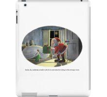 Old Santa iPad Case/Skin