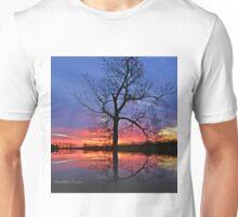 Peace holds on. Unisex T-Shirt