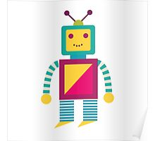 MY ROBOT FRIEND - 7 Poster