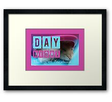 Thinking of You - Hamster 1 - Framed Print