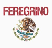 Feregrino Surname Mexican Kids Clothes