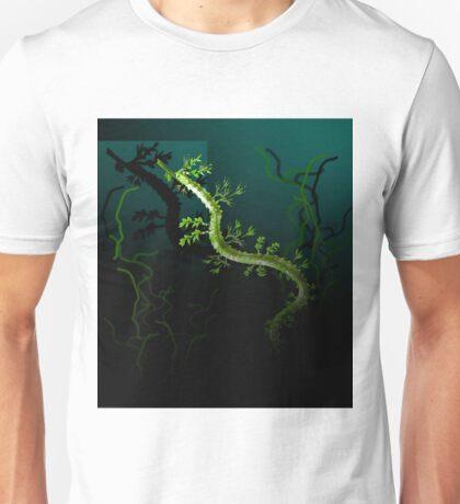 ribboned pipefish Haliichthys taeniophorus Unisex T-Shirt