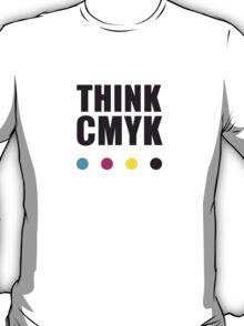 Think CMYK T-Shirt