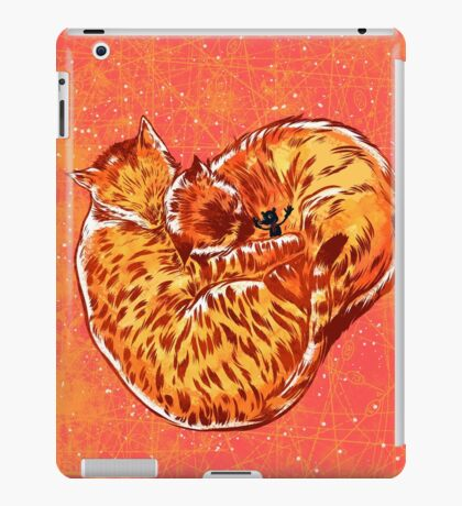 All you need is sleep together iPad Case/Skin