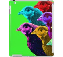 Chick fever III iPad Case/Skin