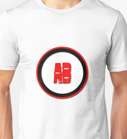 AB- = blood type Unisex T-Shirt