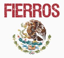 Fierros Surname Mexican Kids Clothes