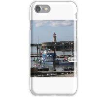 Ramsgate Harbour Kent iPhone Case/Skin