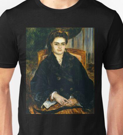 Auguste Renoir Madame Édouard Bernier Unisex T-Shirt