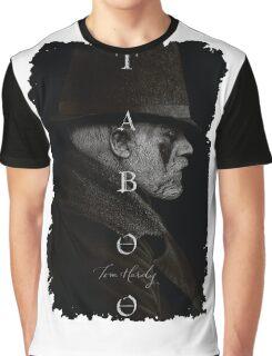 Taboo Tom Hardy BBC Graphic T-Shirt