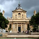 Chapelle de la Sorbonne by Elena Skvortsova