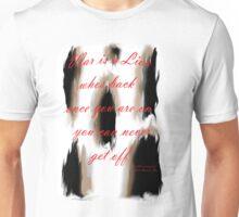 19thC Zulu Medicine Man quote Unisex T-Shirt
