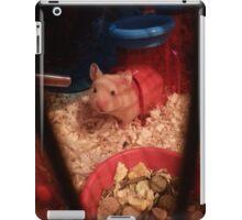 Lavender In Her Tube iPad Case/Skin