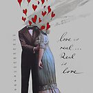 love is real... by Loui  Jover