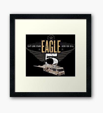 Eagle 5 Framed Print
