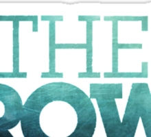 We Are The In Crowd Logo Sticker