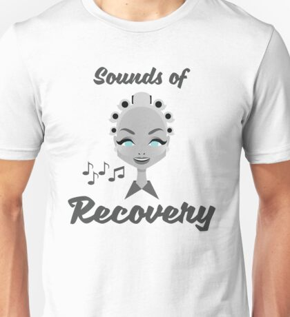 Donna Marshall - Sounds of Recovery Unisex T-Shirt