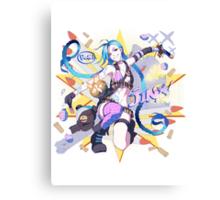 Boom Jinx - League of Legends Canvas Print