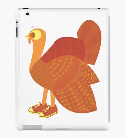 Turkey runner iPad Case/Skin