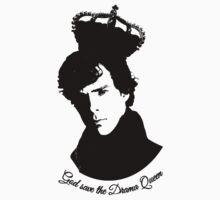 Sherlock Drama Queen by tabyway