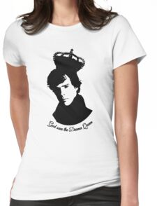 Sherlock Drama Queen Womens Fitted T-Shirt