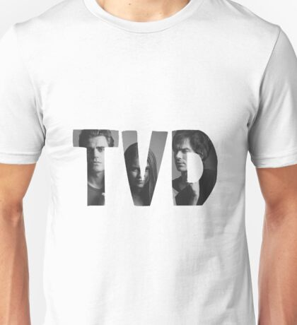 TVD pic filled Unisex T-Shirt