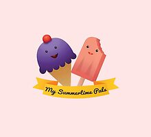 My Summertime Pals by tabyway