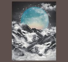 It Seemed To Chase the Darkness Away (Guardian Moon / Winter Moon) T-Shirt