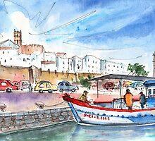 Peniscola Harbour 03 by Goodaboom