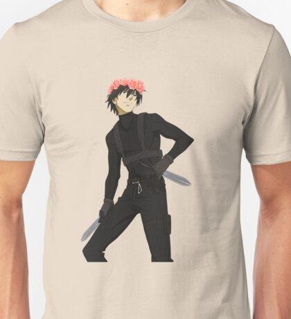 flower hei Unisex T-Shirt