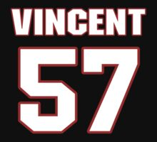 NFL Player Vincent Rey fiftyseven 57 by imsport