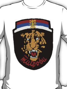 Arkan's Tigers Tee T-Shirt