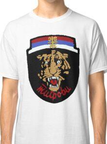 Arkan's Tigers Tee Classic T-Shirt